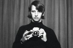 Ringo's first selfie  - Unseen photographs of the Beatles -by-Ringo-Starr)