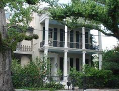 The Mayfair Home. New Orleans