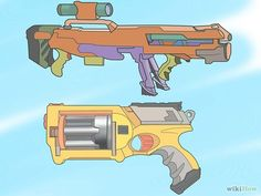 How to Have a Really Fun Capture the Flag Nerf War: 7 Steps