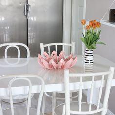 Petals decorative fruit bowl by Be&Liv www.beandliv.com #homedecor #decoration Photo by @sisustusunelmia