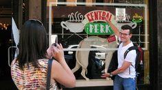 Friends' Central Perk café finally a reality
