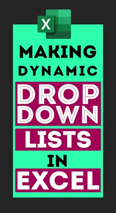 Making Dynamic Drop-down lists in Spreadsheets - Learn Excel to excel - What better way is to reduce workload avoid mistakes and automate the chunk of data than data valid - Computer Help, Computer Programming, Computer Tips, Computer Literacy, Computer Science, Microsoft Excel Formulas, Computer Shortcut Keys, Excel For Beginners, Data Validation