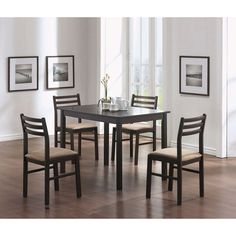 Pamela Monarch 5-Piece Dining Set | Dining Room Sets Vancouver