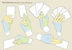 Drawing Tips 手のイラスト資料集 -Hand Reference Hand Drawing Reference, Drawing Reference Poses, Anatomy Reference, Anime Hand, Poses References, Drawing Base, King Drawing, Drawing Drawing, Anatomy Drawing