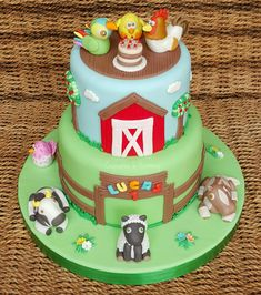 Farm Animal Birthday, Ideas Para Fiestas, 2nd Birthday, Fondant, Cupcakes, Baby Shower, Healthy Recipes, Desserts, Instagram