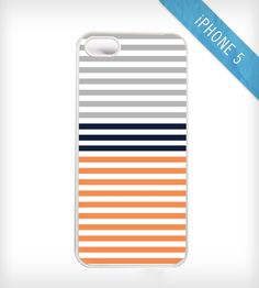Nautical Stripe iPhone 5 Case