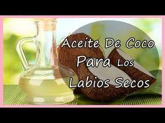 Aceite De Coco Para Humectar Los Labios Secos