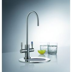 Find Zip Chilltap Sparkling on Font at Zip Industries. Sparkling chilled filtered drinking water installed away from any sink. Kitchen Pantry Design, Kitchen Taps, Kitchen Designs, Kitchen Ideas, Fluoride Water Filter, Tap System, Water People