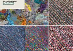 A/W Textile Forecast: Intuitive