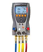 Testokool digital refrigeration service manifolds provide complete system information, pressures, temperatures and PT charts for all refrigerant systems. Description from cedar--rapids.com. I searched for this on bing.com/images