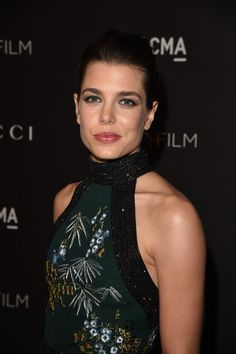Charlotte Casiraghi Photos - Charlotte Casiraghi attends the 2014 LACMA Art + Film Gala honoring Barbara Kruger and Quentin Tarantino presented by Gucci at LACMA on November 1, 2014 in Los Angeles, California. - Arrivals at the LACMA Art + Film Gala — Part 2