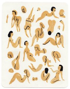 'our bodies are golden' - Monica Ramos