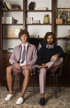 Partnering with designers Liliana Ferri and Francesco Ferri we invite you to Discover John Malkovich Menswear.