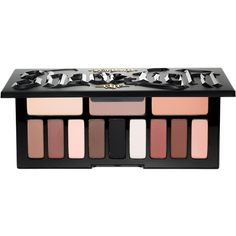 Kat Von D Shade Light Eye Contour Palette Eye (335 DKK) ❤ liked on Polyvore featuring beauty products, makeup, eye makeup, eyeshadow, palette eyeshadow, kat von d eye shadow, kat von d eye makeup, kat von d eyeshadow and kat von d