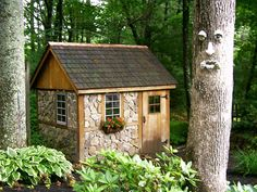 timber frame sheds - Google Search