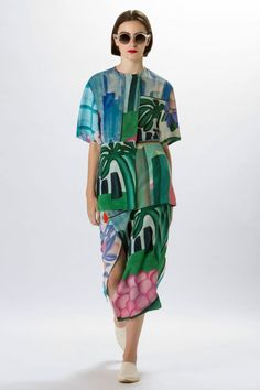 Osklen Ladies's Spring/Summer time 2018 In a position To Put on | British Trend We're need to say thank you should you love to percentage this submit to every other other people by way of your fb, pinterest, google plus or twitter account. Proper Click on to avoid wasting image or faucet and dangle for seven 2d if you're the usage of iphone or ipad. Supply […]
