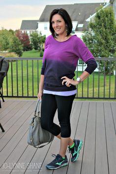 jolynne-shane- fabletics   cute workout style