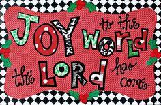Joy to the World #BulletinBoard