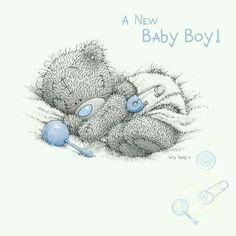 gefeliciteerd met je baby boy