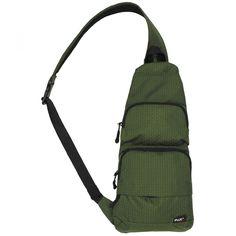 FOX Outdoor Rip-Stop válltáska - Olivazöld Bushcraft, Sling Backpack, Fox, Backpacks, Bags, Outdoor, Olives, Shoulder, Handbags