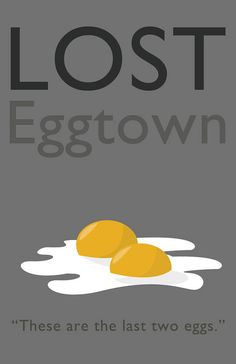 Eggtown     by gideonslife, via Flickr
