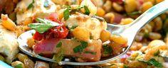 DAGENS RETT: Linser og fetaost redder middagen