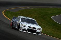 Dale Earnhardt Jr. at Pocono Raceway: Day 1