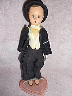 Nancy Ann Storybook Groom Doll, Original