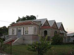Bajan Chattel House – Enclosed Porch - Bridgetown, Barbados - rumsfolly.com
