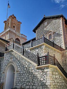 Kykko Kloster im Troodos Gebirge - Zypern