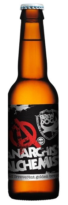 BrewDog Anarchist / Alchemist Double IPA (16.5% abv.)