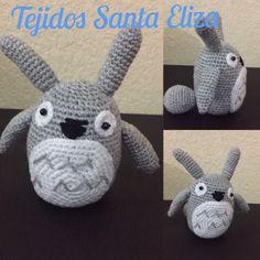 Terminado! #Amigurumi #Totoro 🤗🕷🕸 #talentomexicano🇲🇽 #inspiración #hechoamano #ArtesanaTejedora #amotejer💖 #ganchillocreativo #tejoluegoexisto