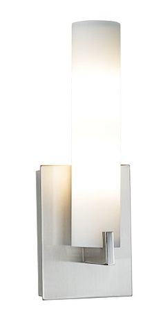 Kovacs P5040-084 Kovacs GK P5040 2 Light Up Lighting Wall Sconce from the Tube Collection, Brushed Nickel Kovacs http://www.amazon.com/dp/B000QSLJ06/ref=cm_sw_r_pi_dp_kGYYtb0FF6WXCF4W