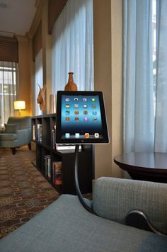 XFLEX iPad Stand is perfect for the couch.