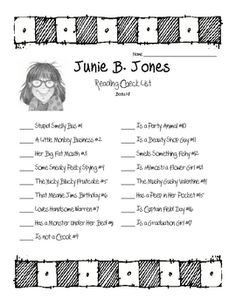 Junie B. Jones games and interactive online activities. Hide-and ...