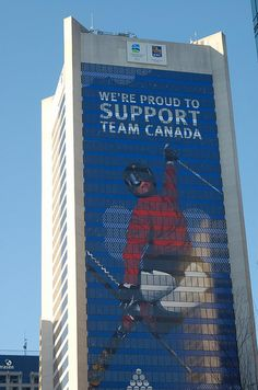 RBC Supports Team Canada by mile105, via Flickr