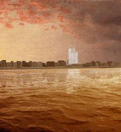 Steven Holl Architects · Sail Hybrid