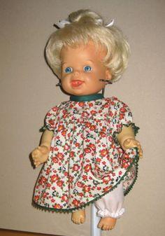Puppenkleidung-Kleid-mit-Hose-fuer-Kullertraenchen-Puppen-bis-ca-35-cm