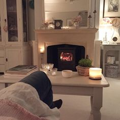 I nearly forgot  a pretty IG a/c you must pop into see @ourlittlecottagehome asked me to play #widn I am flopped on this s sofa with my coffee staring at the fire with no plans other than doing nothing. Been a lovely day with my boys now I want to chillax  would @x_laura_loves_x @jomccarthyfac51 @karan49 like to play only if you have time xxx