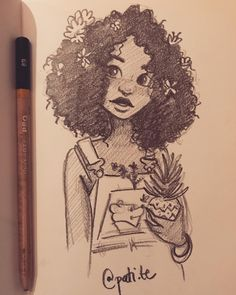 Art Sketches 29577 likes 68 times 9 comments Dibujos Pati Trigo (@ pati.te) o Girl Drawing Sketches, Cool Art Drawings, Pencil Art Drawings, Indie Drawings, Man Sketch, Cartoon Kunst, Cartoon Drawings, Arte Sketchbook, Cartoon Art Styles