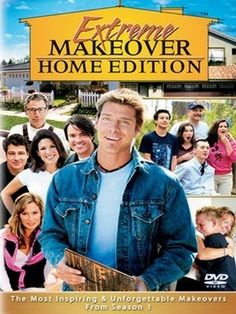 Bucket List: Voluteer at a Extreme Makeover home edition episode (Makes me cry every time!)