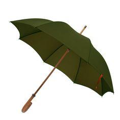 London Undercover Olive City Gent Lifesaver Umbrella