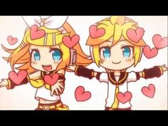 """【Kagamine Rin・Len】Electric Angel """"えれくとりっく・えんじぇぅ""""【VOCALOID-PV】 - YouTube"""
