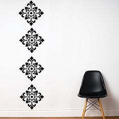Wall Decal Vinyl Sticker Decals Art Decor Design Squares Diamonds Picture Pattern Geometric Bedroom Living Room (r198) CreativeWallDecals http://www.amazon.com/dp/B00MAZG5Y8/ref=cm_sw_r_pi_dp_5T2oub1CCW4MH