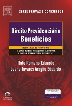 Direito Previdenciário (Em Portuguese do Brasil) - http://apostilasdacris.com.br/direito-previdenciario-em-portuguese-do-brasil/