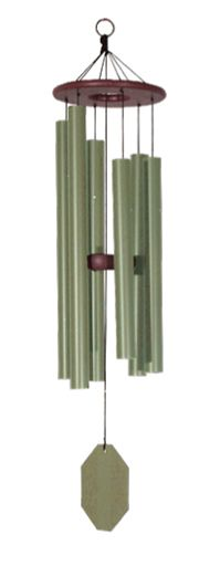 Amish #511 Wind Chime Evergreen Series Tinker Belle