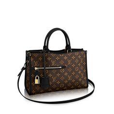 Women's Luxury Christmas Gift - Popincourt MM Monogram Canvas Women Handbags | LOUIS VUITTON
