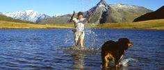 Urlaub mit Hund in Gastein – Salzburger Land Bergen, Mountains, Nature, Travel, Fenced Garden, Dog Couch, Filling Station, Naturaleza, Viajes