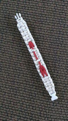 #OrderoftheArrow Ordeal #paracord bracelet.