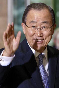 ONU nega viagem de Ban Ki-moon a Coreia do Norte (foto: EPA)
